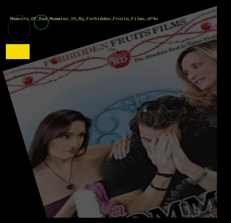 Memoirs Of Bad Mommies #15 By Forbidden Fruits Films